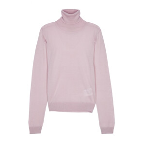 SHORT TURTLENECK (LIGHT PINK)