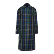 PUNK CHECK COAT (GREEN)