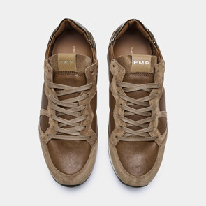 MONACO SNEAKERS (BROWN)