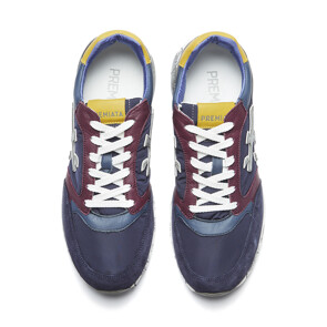 ★CELEB'S PICK★ZACZAC SNEAKERS (DARK NAVY)